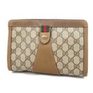 Vintage GUCCI Padlock Handbag